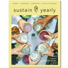 Sustain Yearly livsstilsmagasin, utgave 3 (dansk). Foto: Sustain Daily thumbnail