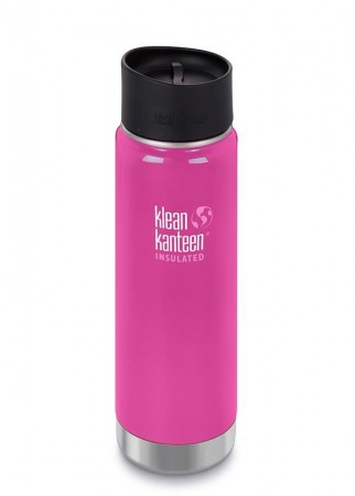 Klean Kanteen INSULATED WIDE 592 ml, WILD ORCHID (ROSA)
