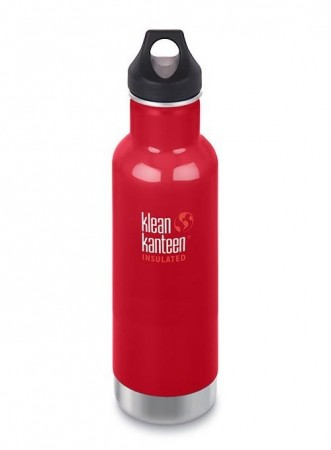 Klean Kanteen INSULATED CLASSIC 592 ml, MINERAL RED
