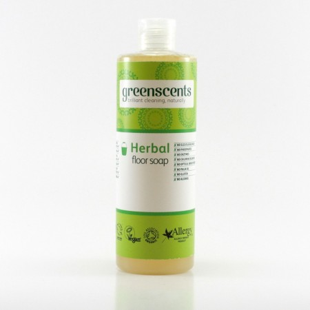Økologisk gulvsåpe 400 ml - «HERBAL»