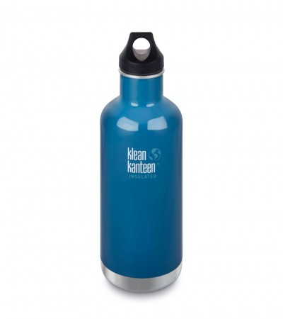 Klean Kanteen Insulated Classic drikkeflaske 946 ml, WINTER LAKE