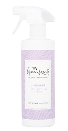 Greenscents MULTIRENGJØRING 500 ml - LAVENDEL