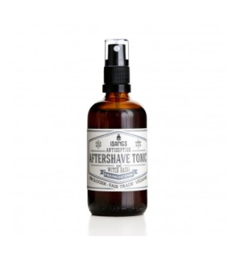 Isangs antiseptisk AFTERSHAVE, frankincense 100 ml