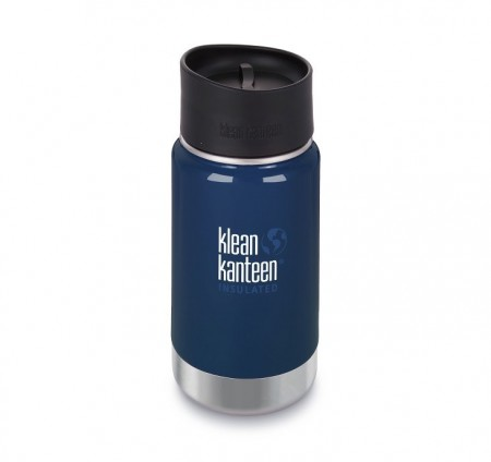 Klean Kanteen INSULATED WIDE 355 ml, DEEP SEA (utgående farge)