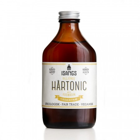 Isangs pleiende hårtonic SEDERTRE 200 ml
