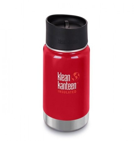 Klean Kanteen INSULATED WIDE 355 ml, MINERAL RED