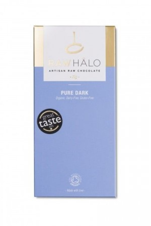 Raw Halo Pure Dark sjokolade (70 gram)