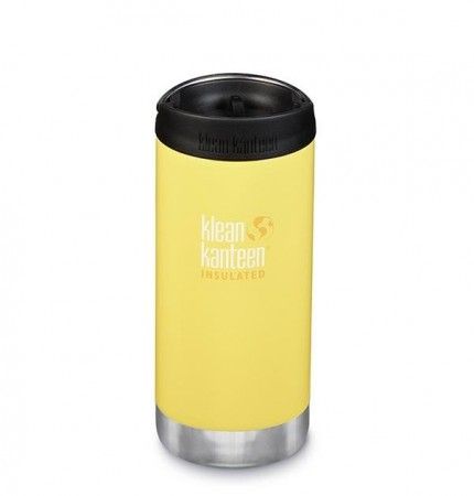 Klean Kanteen INSULATED TKWide 355 ml, BUTTERCUP