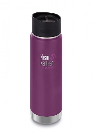 Klean Kanteen INSULATED WIDE 592 ml, WINTER PLUM