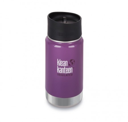 Klean Kanteen INSULATED WIDE 355 ml, WILD GRAPE (utgående farge)