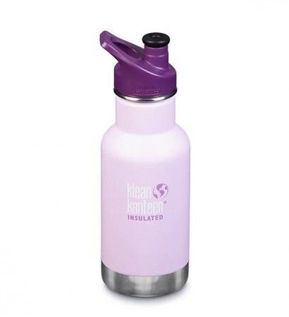 Kid Kanteen INSULATED CLASSIC drikkeflaske m/sportskork 355 ml, SUGARPLUM FAIRY