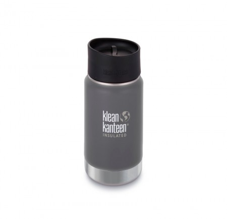 Klean Kanteen INSULATED WIDE 355 ml, GRANITE PEAK (grå)