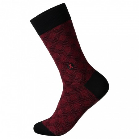Socks that treat HIV II, str. 41-46 (Conscious Step sokker)