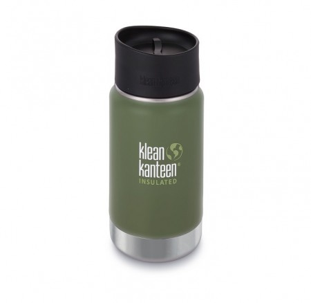 Klean Kanteen INSULATED WIDE 355 ml, VINEYARD GREEN