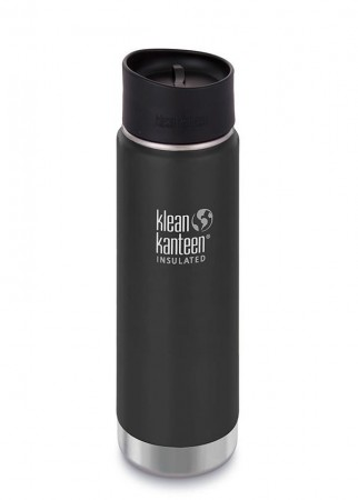 Klean Kanteen INSULATED WIDE 592 ml, SHALE BLACK