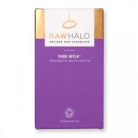 Raw Halo Pure Mylk 63% sjokolade