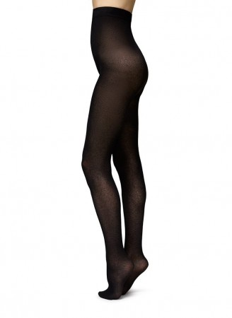 Swedish Stockings strømpebukser, POLLY INNOVATION, BLACK