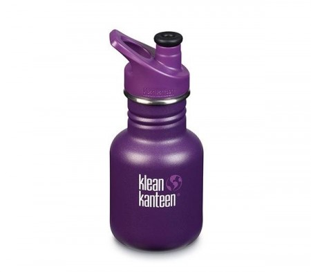 Kid Kanteen Classic drikkeflaske 355 ml - SPORTSKORK, GRAPE JELLY (lilla)
