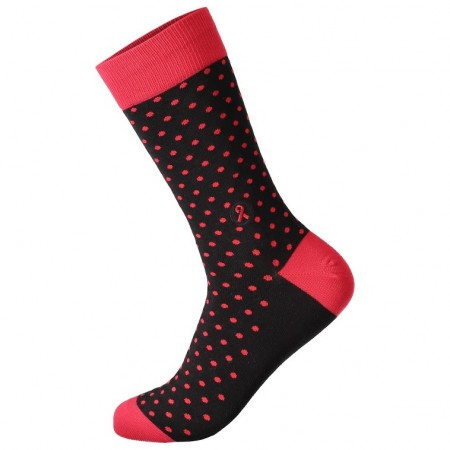 Socks that treat HIV str. 41-46 (Conscious Step sokker)