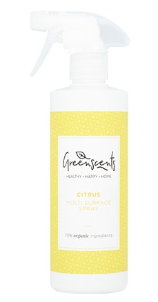 Greenscents MULTIRENGJØRING 500 ml - SITRUS