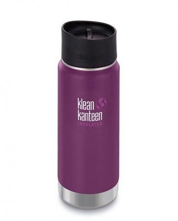 Klean Kanteen INSULATED WIDE 473 ml, WINTER PLUM