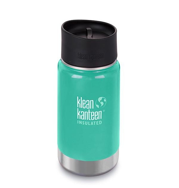 Klean Kanteen Insulated Wide 355 ml, SEA CREST. Foto: Klean Kanteen