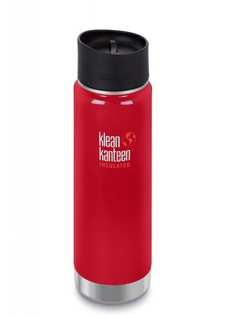 Klean Kanteen Insulated Wide 592 ml termokrus, MINERAL RED. Foto: Klean Kanteen